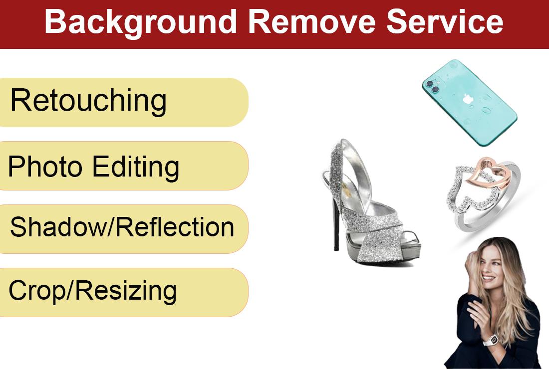 I will do any photo Background Remove