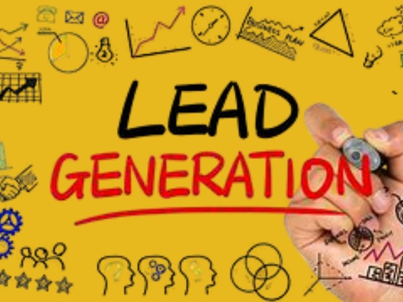 Do b2b lead generation and build targeted contacts list