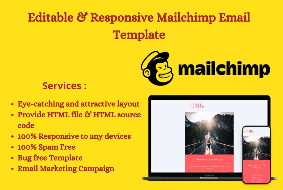 Responsive Email Template making