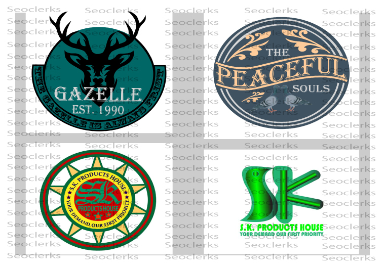 I will make a best logo design for professional and your brand Identity
