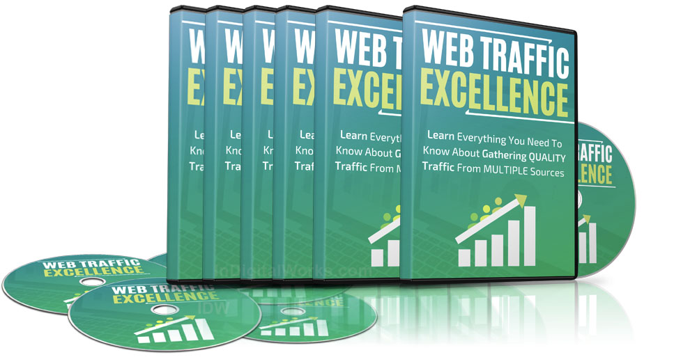 Web Traffic Excellence Video tutorial