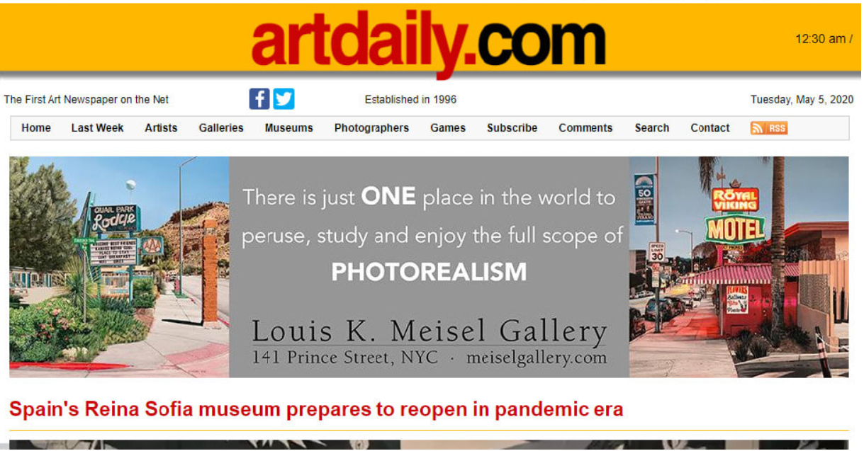 Write and Publish Premium GuestPost on Artdaily. com
