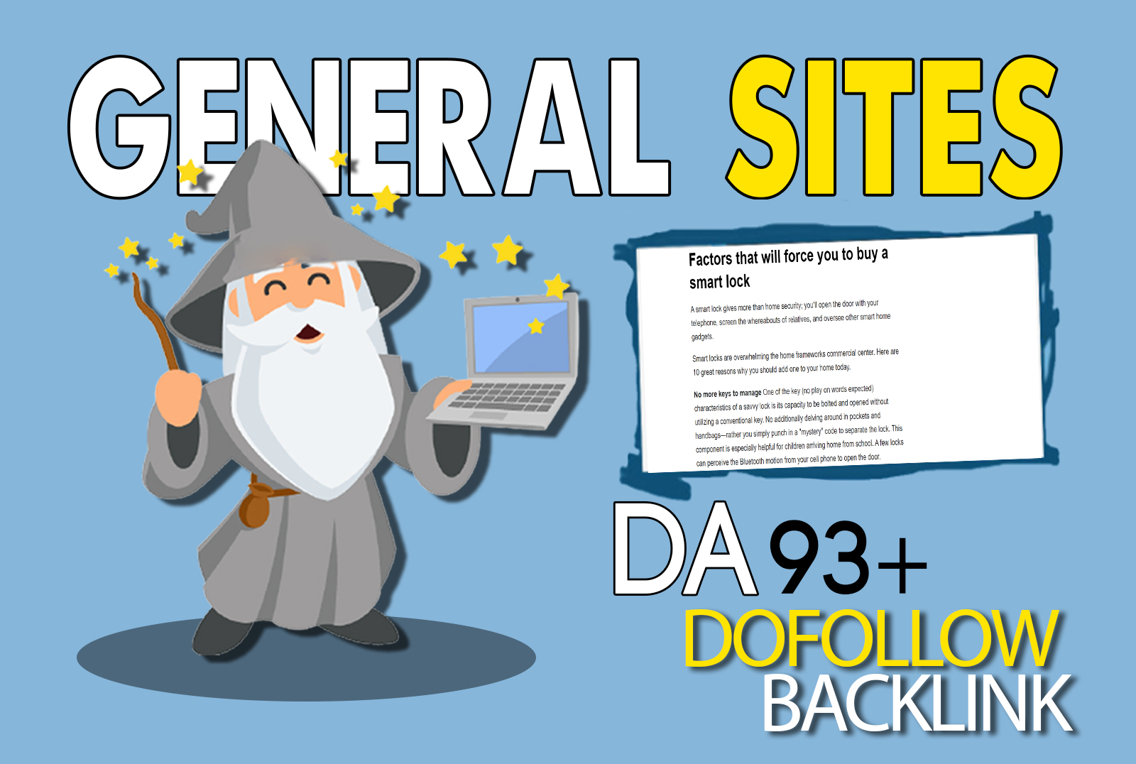 guest post on da 93 general website with dofollow backlinks