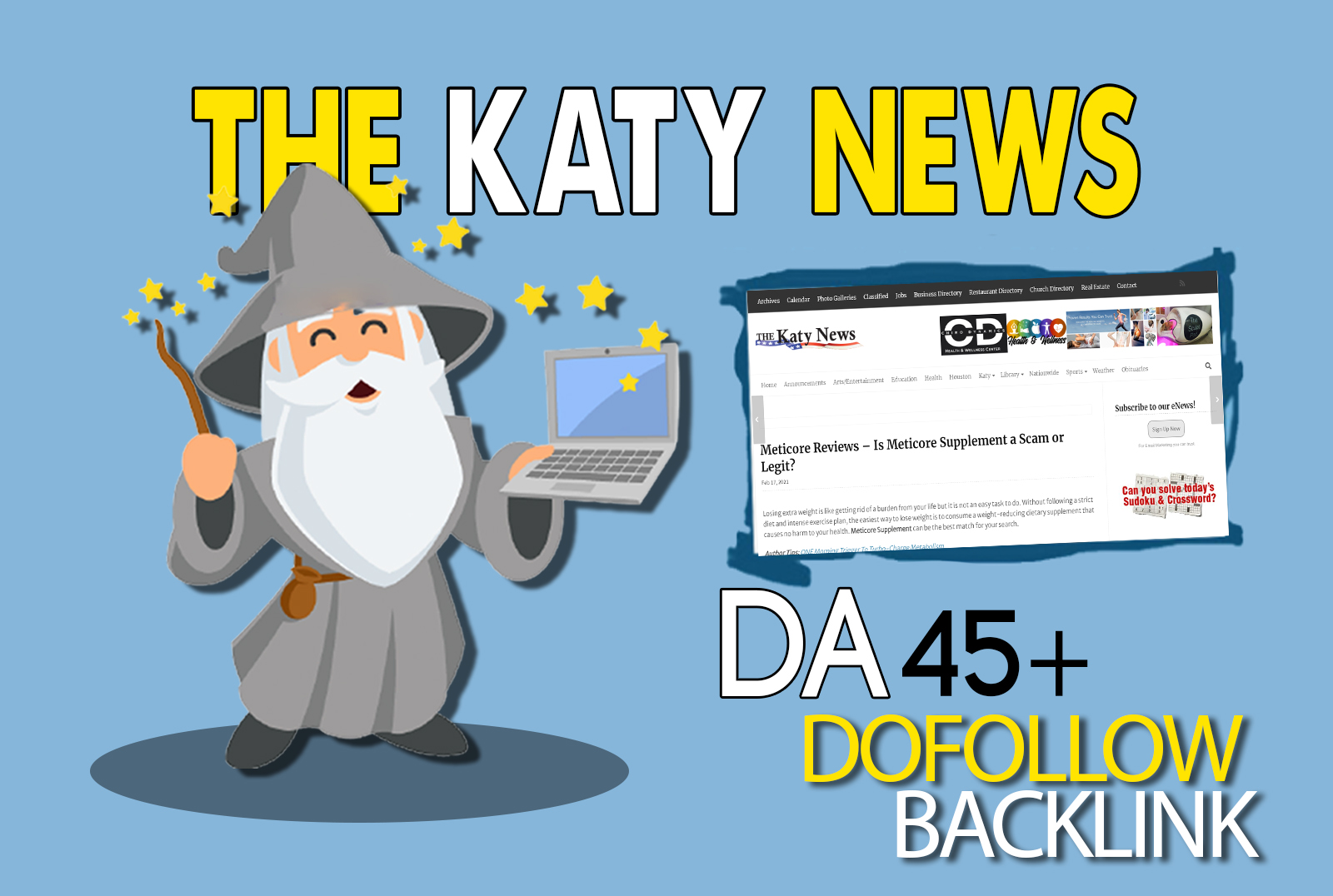 i will do guest post on thekatynews. com