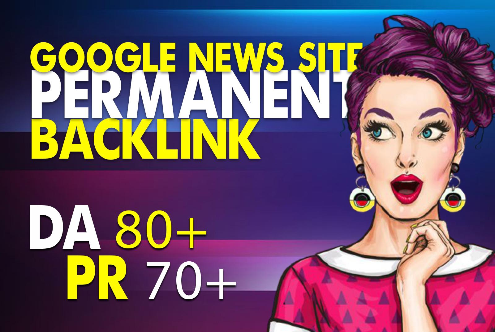 guest posting da 80 google news site permanent dofollow link