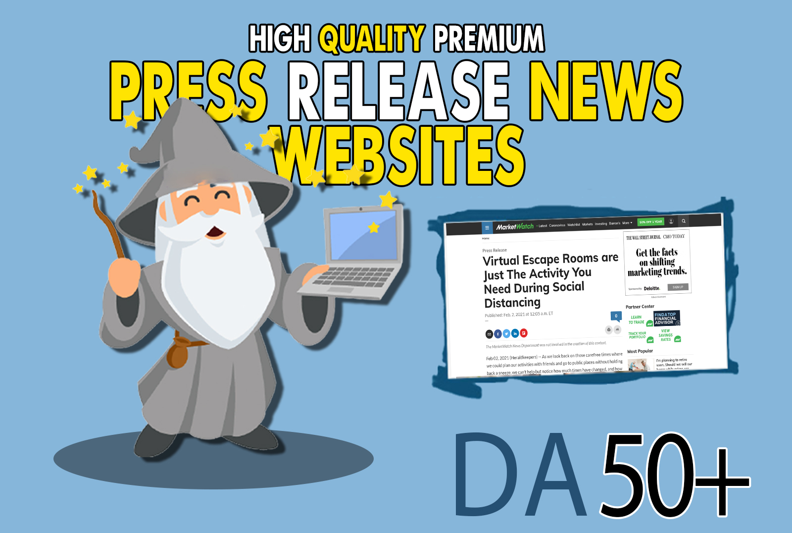 Publish guest post on high quality premium sites