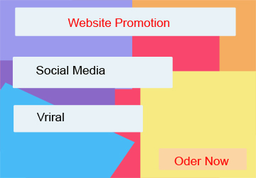 I will do website and any Link promotion on 2 million Social media Active Audience