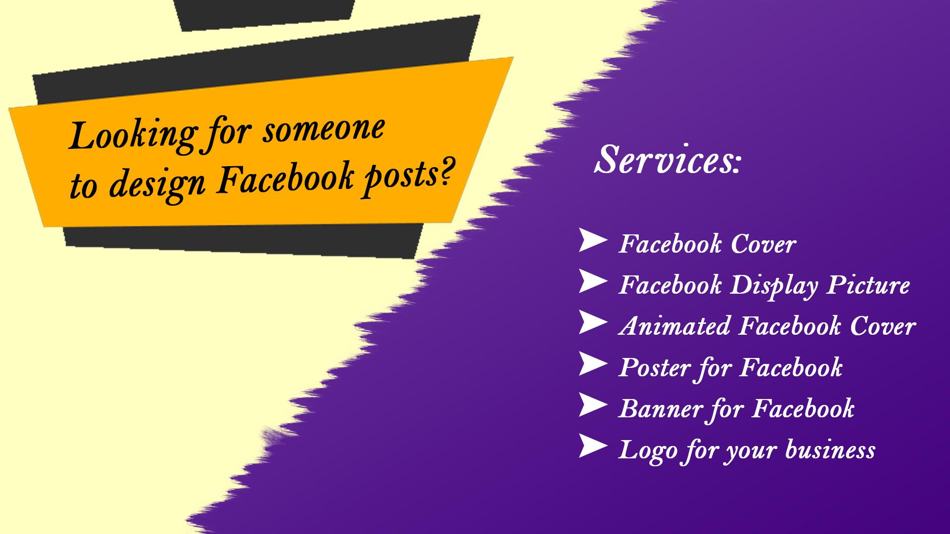 I will design your Social Media graphics