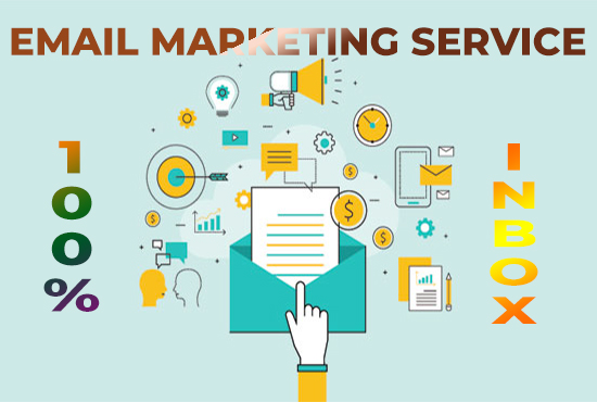 I will send your mail list with mail server