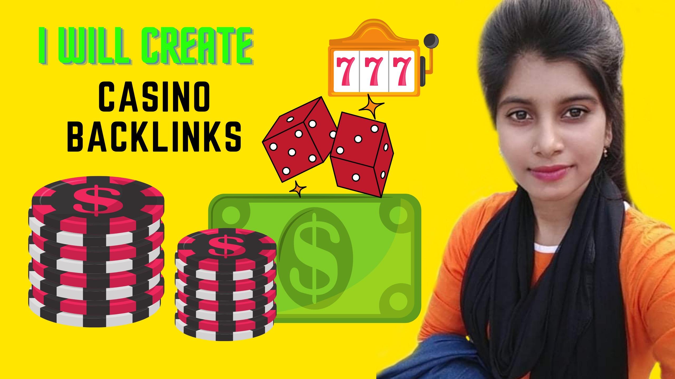 Create Powerful 50 PBN Backlinks for Casino,  Gambling and Poker + Homepage High DA Links