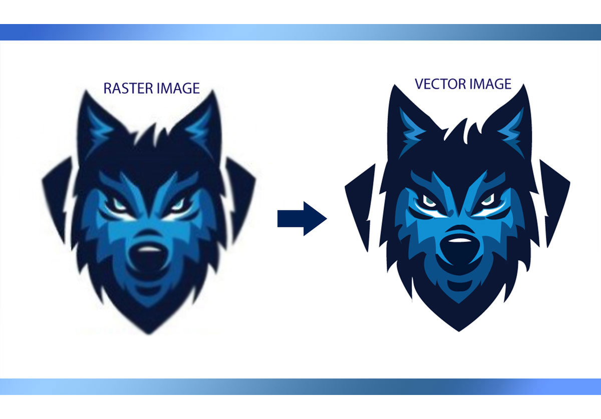 I will vectorize logo or icons & convert any images to high quality vectors.
