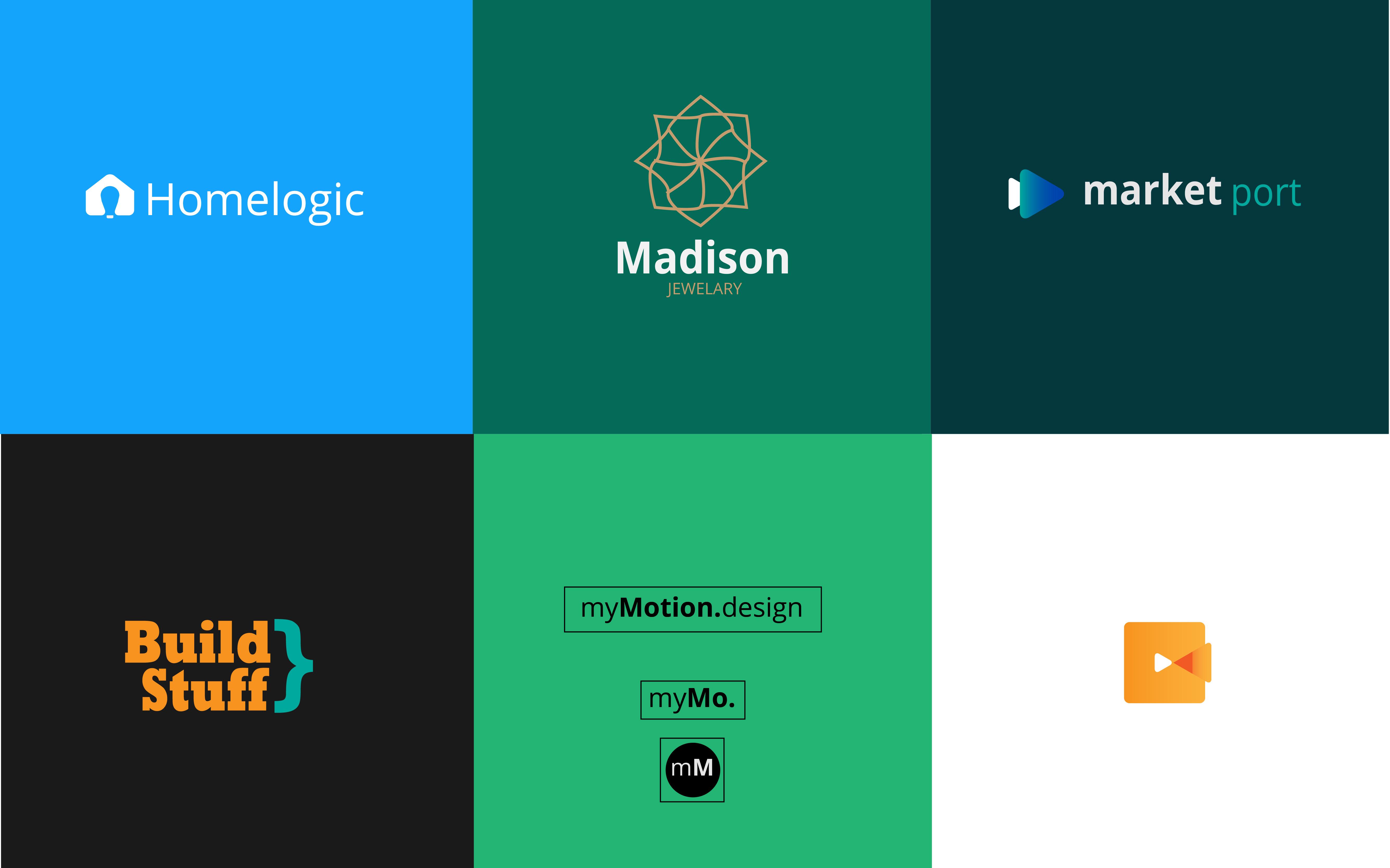 i will do minimalist mordern logo design