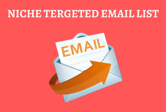 I will collect 1k Email list for your any Business.