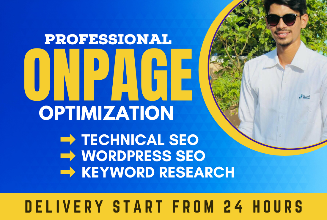 Complete keyword research,  on page seo and technical seo service of wordpress site with yoast