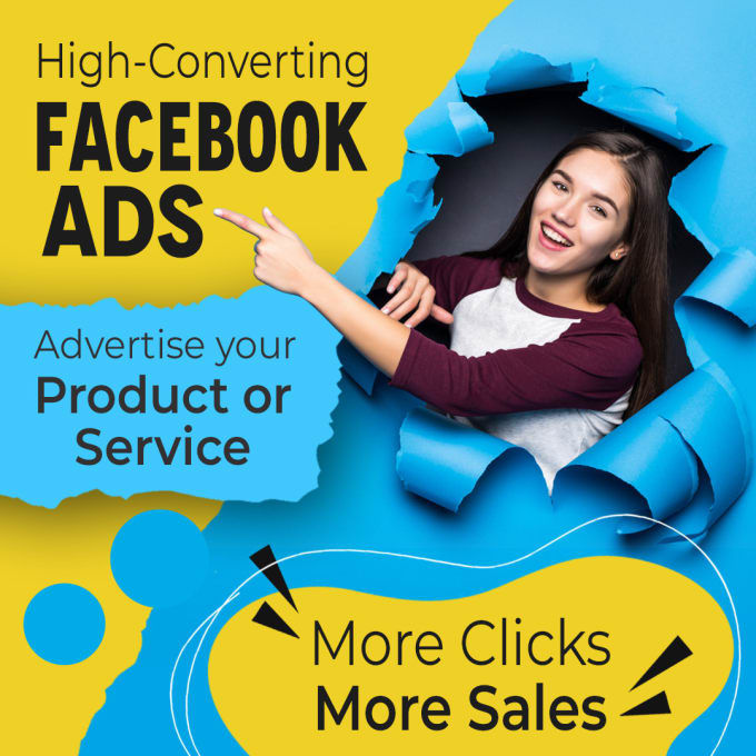 I will run high converting Facebook Ads Campaign to increase your sales
