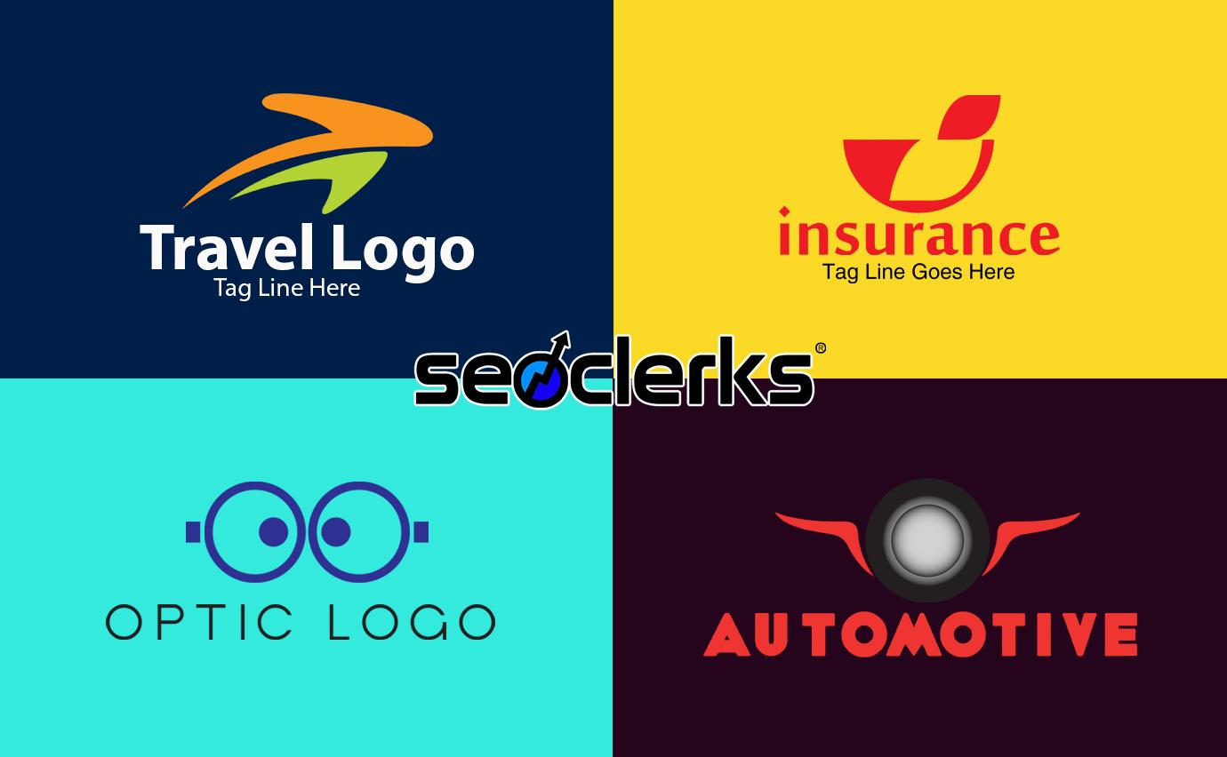 I will design professional creative unique modern minimalist business logo