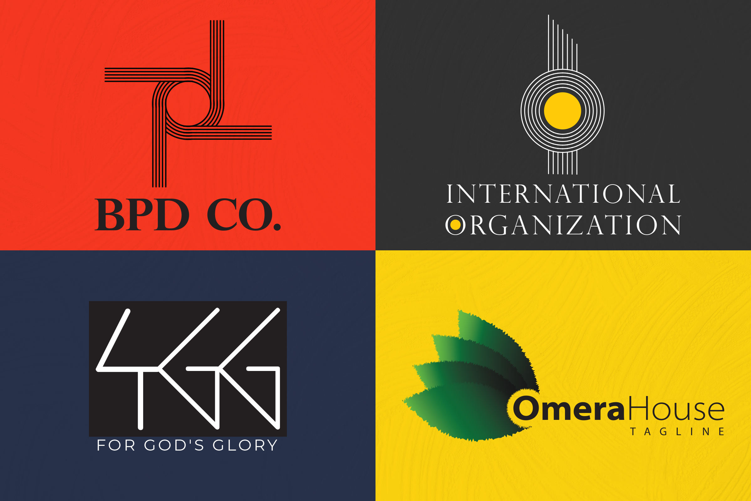 I will design modern creative minimalist business logo in 24hrs