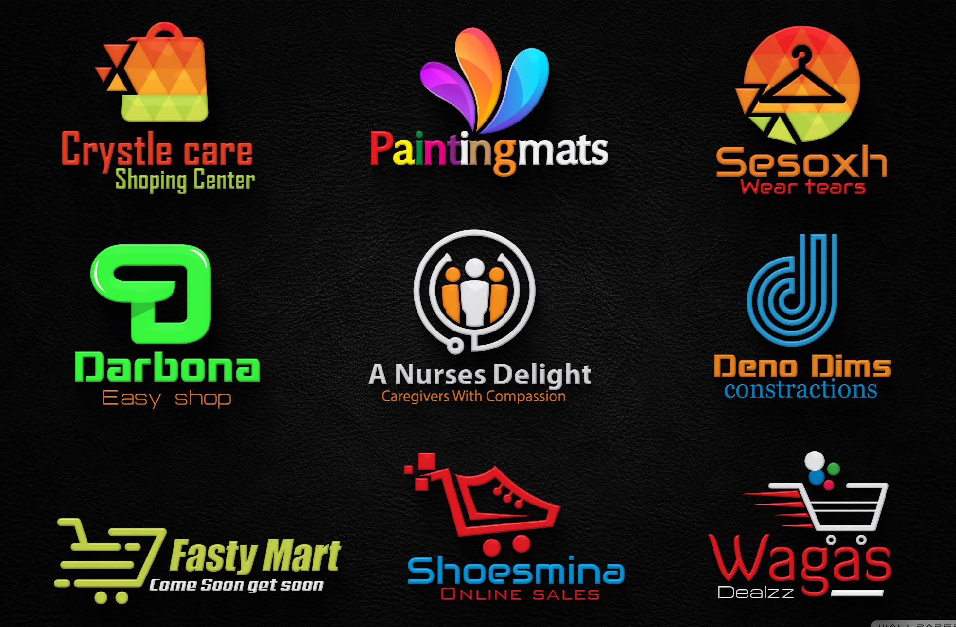 I Will do Creative,  Professional 3D logo Design