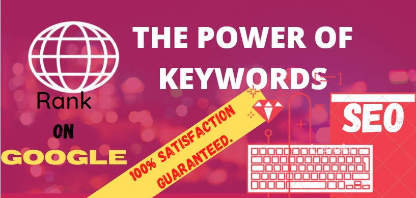 I Will Do SEO High Volume Keyword Research And Competitor Analysis