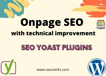 do onpage SEO for your WordPress website with SEO yoast plugin