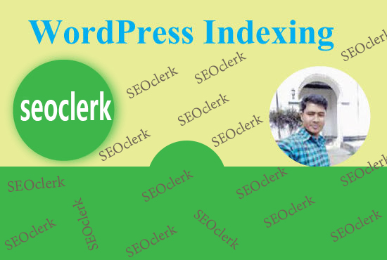 I will do make business WordPress website Indexing