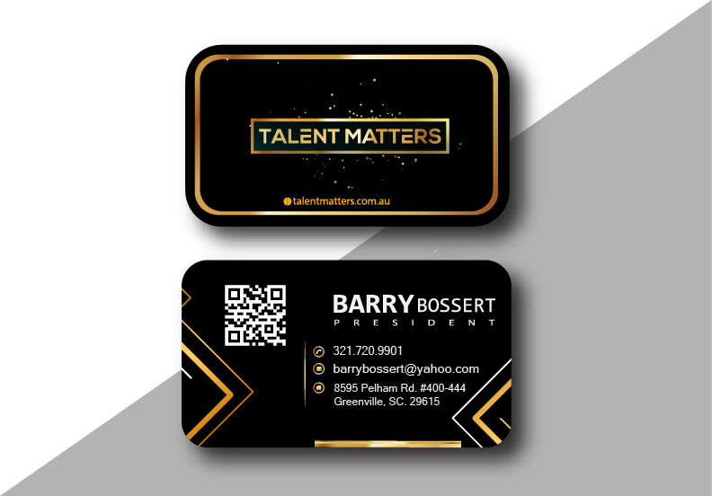 I will design professional luxury business card in 6 hours