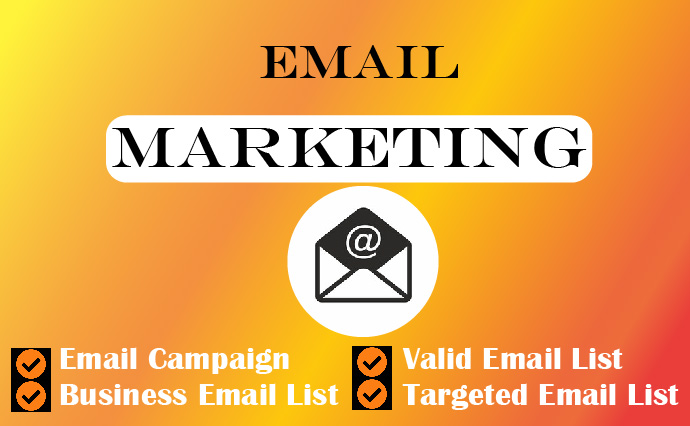 I will provide 1000 + verified email list details for your business
