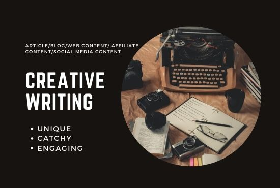 5 x300 5 X600 3X1000 2X1500+ words Creative Content/ Article writer
