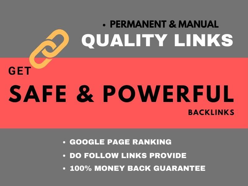 I will do 200 SEO Friendly high ranking profile backlink