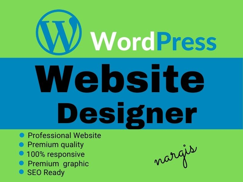 I will Design your best website