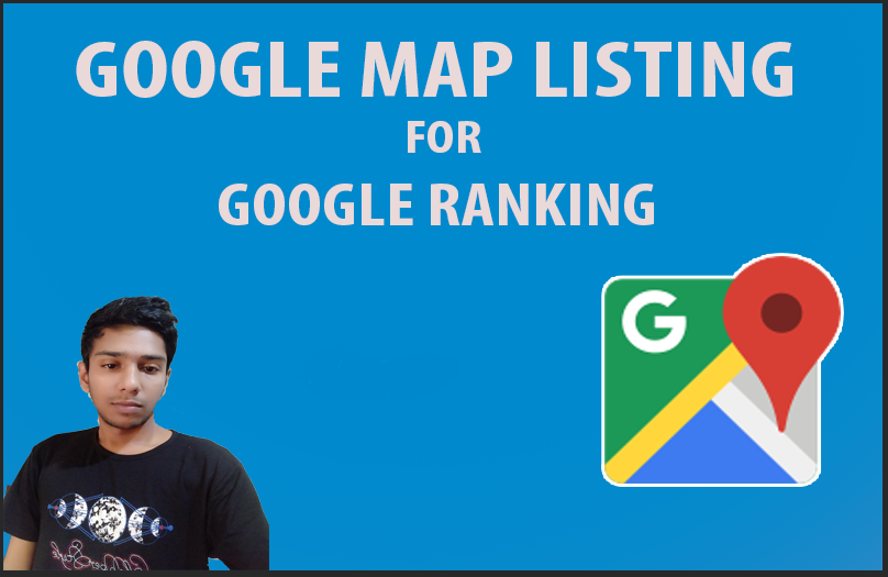 I will do 50 map listing on google to rank you up