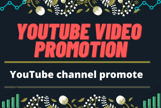 I will do video marketing for promote