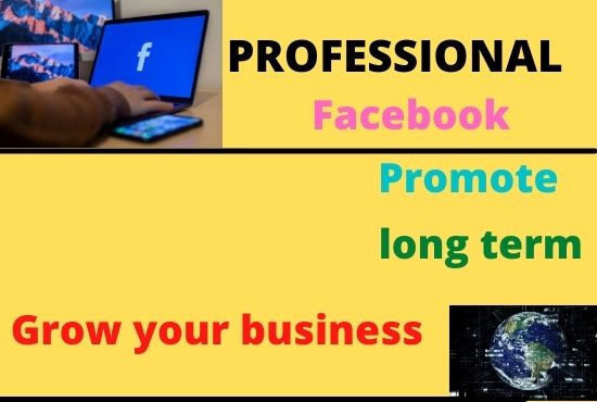I will be your marketing manager on promote your any business