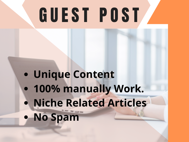 Publish a written Guest Post On Medium With High Authority DA & PA