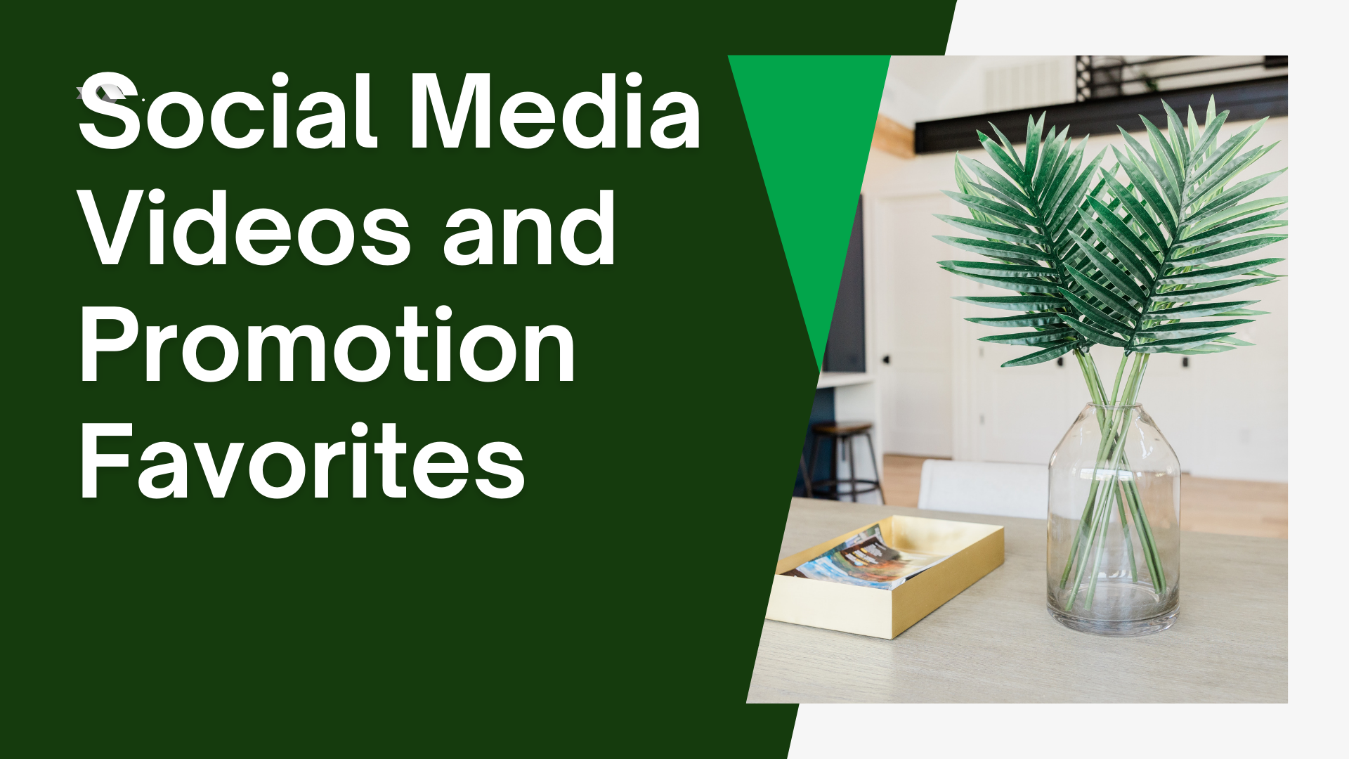 Social Media Videos and Promotion Favorites&rsquo
