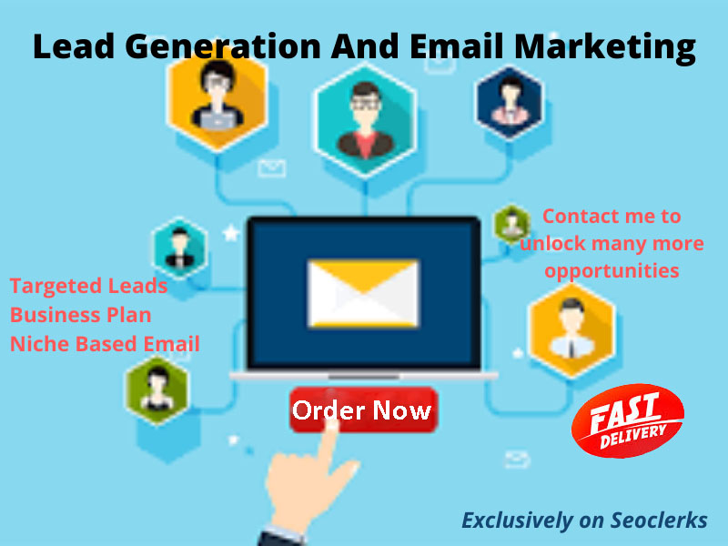 I will serve you 200 targeted business leads with free targeted email list
