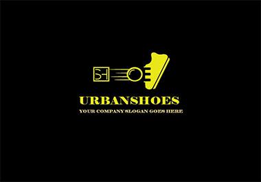 2/3 creative unique simple minimalist logo design for your business or brand