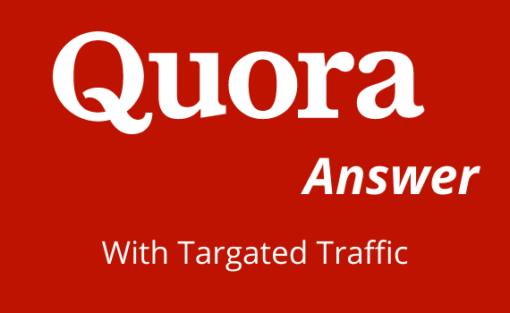 Provide 5 High Quality Quora Answer with By Different Account