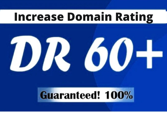 Increase Ahrefs DR Domain Rating 60 Plus With Low Spam Score