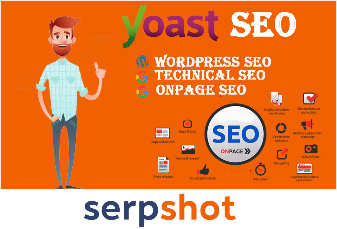 I will do complete onpage and yoast technical SEO optimization of wordpress site