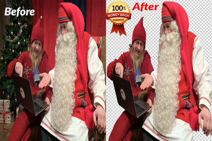 I will do a background remove of 15 images in 24 hours professionally
