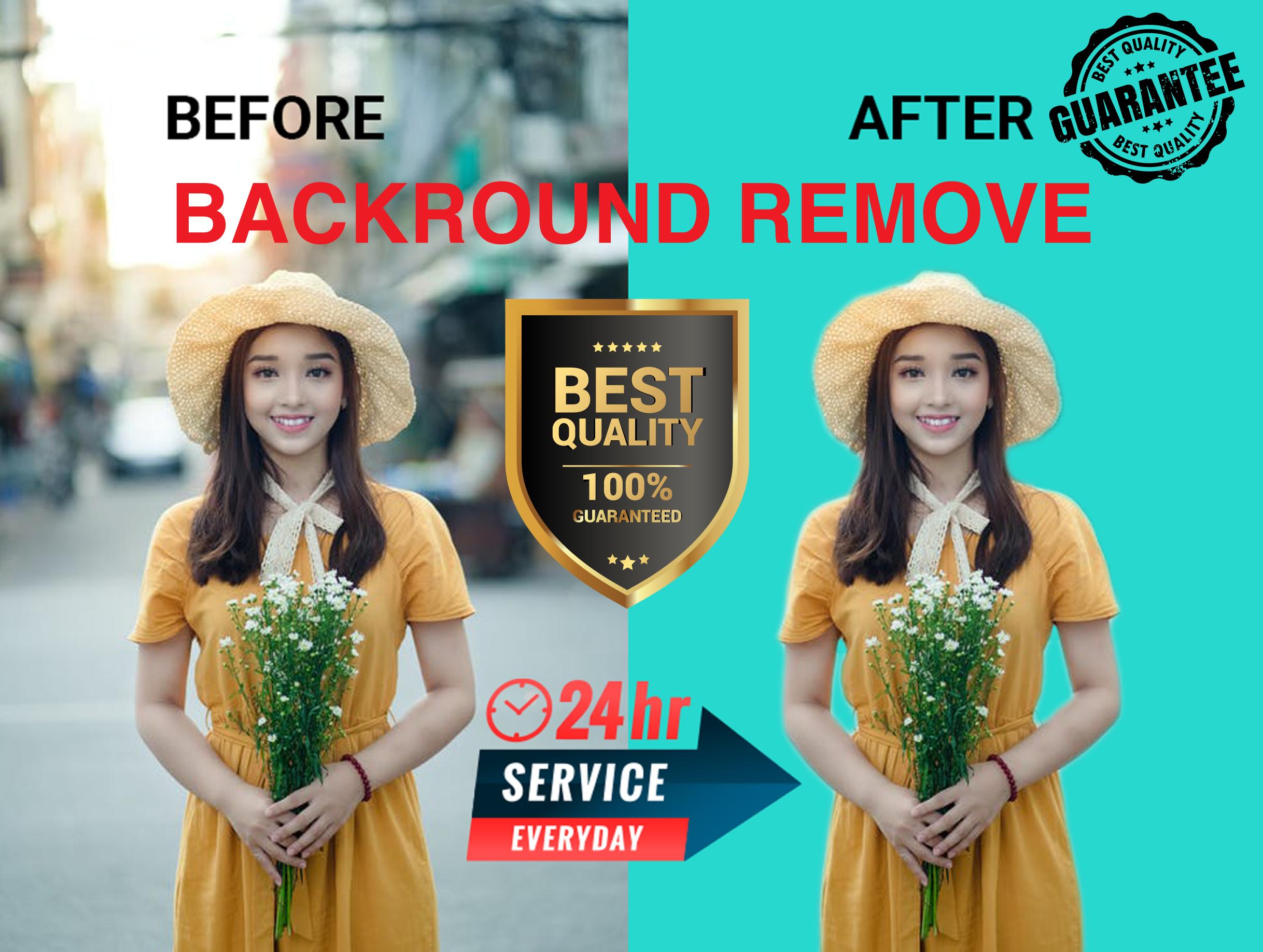 I will remove background amazon product photo editing change background cutout image