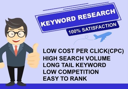 I will do best Keyword Research and Competitor Analysis