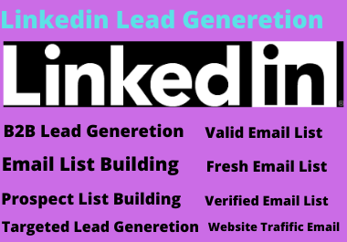 I Will Collect Linkedin Lead Generation
