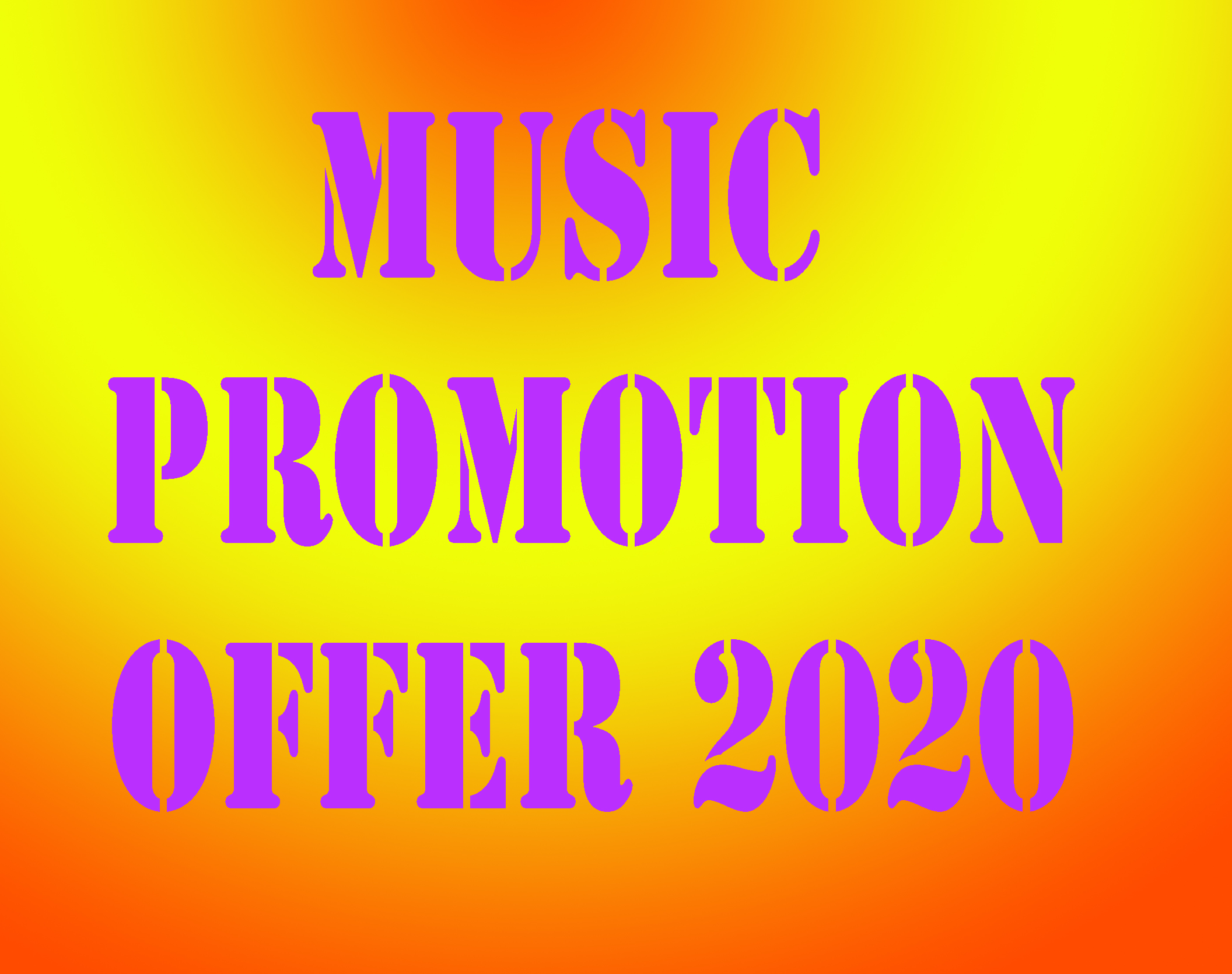 Music Marketing Expert Get Instant And High Quality