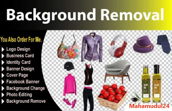 I will do 20 images background removal and fast delivery