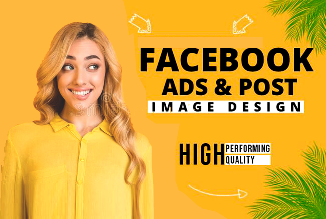 I will create social media post or ads design