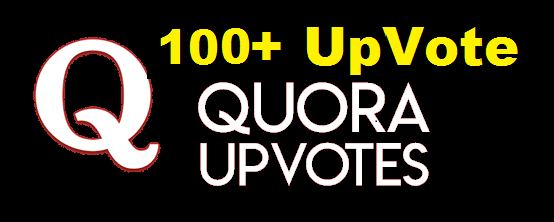 Send High Quality 100+ Quora UpVote Fast Delivery Within from worldwide people