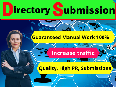 I Will Do 50+ HQ Niche Directory Submission Manually For SEO PR