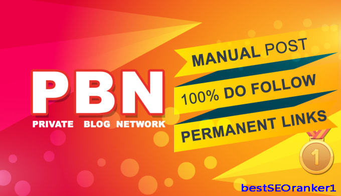 Build 100 High PA DA TF CF PBNs Backlinks Quality Links